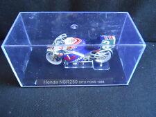 Die Cast Model Moto 1:24 HONDA NSR 250 Sito Pons 1988 [N3-98 ]