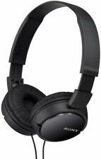 Sony MDRZX110/BLK ZX Series Stereo Headphones, Black