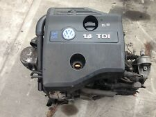 2002 VW POLO 1.4 TDI ENGINE AMF CODE FULL CAR FOR SPARES PARTS