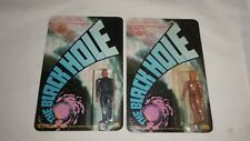 1979 THE BLACK HOLE - Harry Booth & Dr Kate McBae Carded Figures