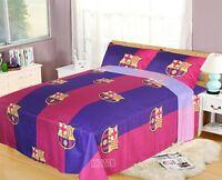 Offically Licensed FC Barcelona Bed Sheet Set