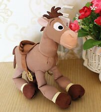 Disney Toy Story BULLSEYE Plush Toy 23cm with ANDY name on Hooves