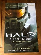 Halo A Silent Storm A Master Chief Story NYCC 2018 Comic Con Exclusive Poster