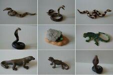 Schleich Reptilien Schlange Echse Reptil Kobra Boa Wild Life Zoo - zur Auswahl