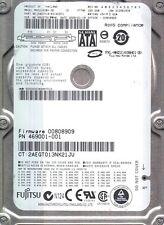 "Fujitsu MHZ2160BH G2 160Gb 2.5"" Laptop Internal SATA Hard Drive"