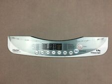 HWMP65-918 Haier Washing Machine  Front Panel Fascia with Buttons