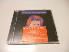 "Aldo Nova ""Subject"" Rock Candy Records reissue cd 2012"
