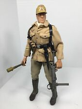 1/6 21ST CENTURY GERMAN DAK AFRIKA KORPS MP-40 FULL GEAR DRAGON DID BBI WW2 21