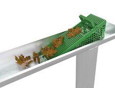 More details for rainwater down spout gutter outlet leaf guard clear clean unblock