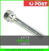 Fits CAMRY/HYBRID - Brake Caliper Slide Pin Brakes (Rear)