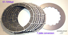 TRIUMPH 7 PLATE CLUTCH conversion SPECIAL TUNING part 650 750 unit and BSA a65
