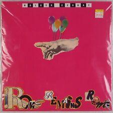 HOLGER CZUKAY: Rome Remains Rome UK VIRGIN Electro, Experimental NEW OG Vinyl LP