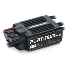 HobbyWing Platinum 60 un LV V4 2-6 S ESC HW30215100