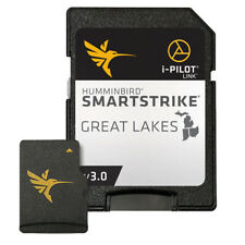 Humminbird® SmartStrike® GREAT LAKES VERSION 3 microSD™ Fish Finder Map Card