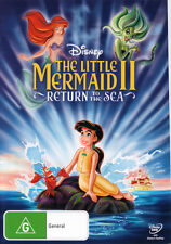 The Little Mermaid II: Return to the Sea  - DVD - NEW Region 4