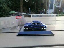 1:43 Schuco BMW 501 Saloon In Dark Blue  M Box (ZZZ)