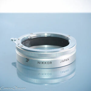 Nikon BR-3 Adapter Ring for Bellows Focusing Attachment