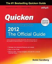 Quicken 2012 The Official Guide (Quicken Press) by Bobbi Sandberg