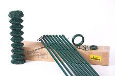 Maschendraht Zaun H=100 cm 15m Zaunset Gartenzaun Drahtzaun günstig kaufen Nagel