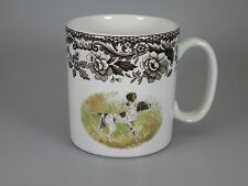Spode Woodland Hunting Dogs Mug Pointer Motif Made in England NEW