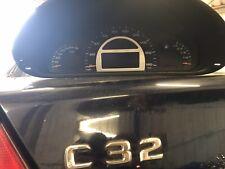 Genuine AMG C32 Mercedes W203 Speedometer Instrument Cluster A 2035409211