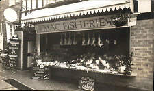 Frome photo. Mac Fisheries Shop by Bell, Frome.Cornish Mackerel.
