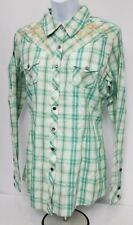 Ariat Women's Western REAL Strong Snap Shirt. Ladies size XL