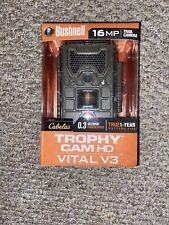 Bushnell Vital V3 Trophy Cam Trail Scouting Camera