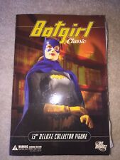DC Direct 13 inch Deluxe Collector Figure Batgirl Classic Outfit New