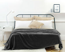 Mink Blanket,Minklon Blanket,720gsm,Soft fluffy, Machine washable,Single,Queen
