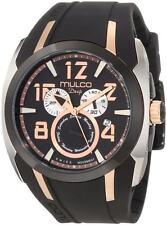 Mulco Unisex MW1-17186-025 Fashion Analog Swiss Movement Silicone Band Watch