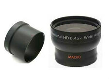 Wide Angle Lens + Tube Adapter bundle for Canon Powershot Pro 1 Pro-1 Digital