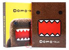 Domo Kun Stickey Note Post it  Memo Note Set 2pc Licensed Domo Stationery