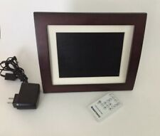 "SmartParts 8"" Digital Picture Frame With Remote"