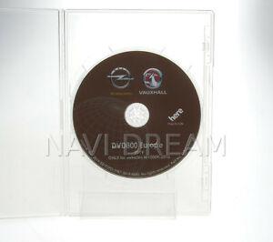 NEUE VERSION! DVD 800 MY2009 MY2010 Opel Vauxhall Europa 2019 RECHNUNG!