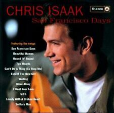 CHRIS ISAAK San Francisco Days CD