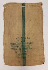 ARABICA PRODUCT OF INDONESIA BURLAP COFFEE SACK OR BAG