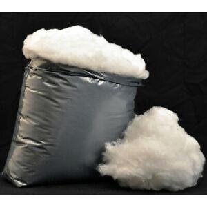 Hollowfibre Virgin Polyester Filling Soft Stuffing Toy Teddy Bear Cushion 5 kilo