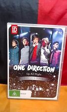 Up All Night: The Live Tour [Video] by One Direction (UK) (DVD, May-2012)