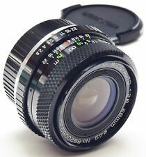 PENTAX PK Soligor 28mm 2.8 C/D ===Mint===