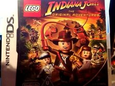 DS & (3 DS): Indiana Jones-The Original Adventures {Complet} jeu 2ND livraison gratuite