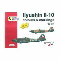 Mark I Guide 1/72 Ilyushin Il-10 Colours and Markings REF, 72001-NUOVO!!!