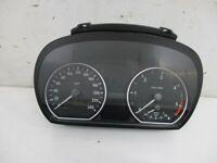 Compteur de Vitesse Tableau de Bord Intégré Km/H BMW 1 (E87) 118D 9141475