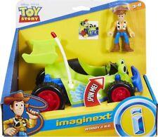 Imaginext - Disney Pixar Toy Story - Woody & R.C Action Figure Set