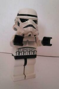Lego Star Wars Stormtrooper LED Lite 8 Inch High Torch