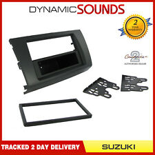 Single OR Double Din Fascia Adapter Panel Plate For Suzuki Swift 2005-2010