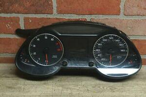 2009-2010 AUDI Q5 8R PREMIUM 3.2L V6 GAS LEFT INSTRUMENT CLUSTER SPEEDOMETER OEM