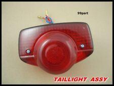HONDA C50 C65 C70 C90 CL70 CT90 TAIL LIGHT LAMP TAILLIGHT  ASSY 6V  // NEW