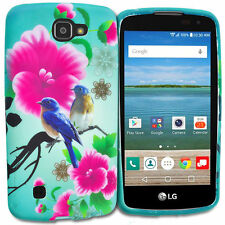 Pictorial Water Resistant Fitted Cases/Skins for LG Mobile Phones
