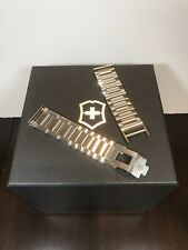 VICTORINOX INOX Genuine 21mm Stainless Steel Watch Bracelet